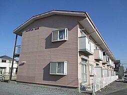 埼玉県鴻巣市鴻巣の賃貸アパートの外観