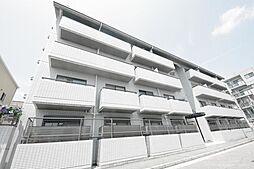 兵庫県尼崎市武庫之荘東2丁目の賃貸マンションの外観