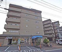 京都府京都市伏見区石田内里町の賃貸マンションの外観