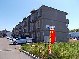 北海道札幌市白石区菊水上町三条3丁目の賃貸マンションの外観