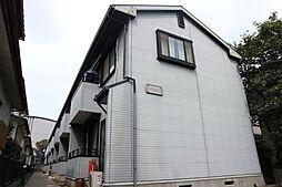 [テラスハウス] 千葉県市川市東菅野3丁目 の賃貸【/】の外観