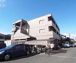 京都府京都市伏見区久我本町の賃貸マンションの外観