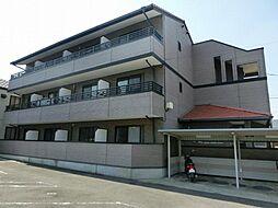 愛知県稲沢市北市場本町2丁目の賃貸マンションの外観