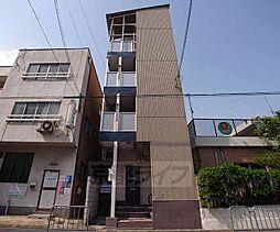 京都府京都市右京区西院太田町の賃貸マンションの外観