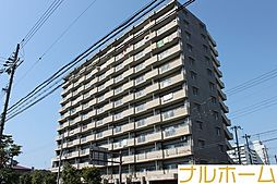 サニークレスト平野西脇[8階]の外観