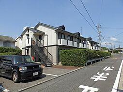 山口県下関市綾羅木本町3丁目の賃貸アパートの外観