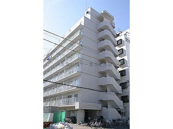ジョイフル札幌[7階]の外観