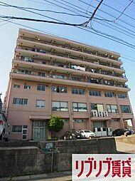 千葉県千葉市中央区都町2丁目の賃貸マンションの外観