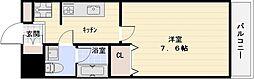 ベストレジデンス八尾[3階]の間取り