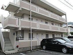 滋賀県大津市皇子が丘1丁目の賃貸マンションの外観