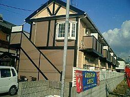 アルファード高田[1階]の外観