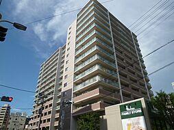 エル・セレーノ上本町レジデンス(Cタイプ)[15階]の外観