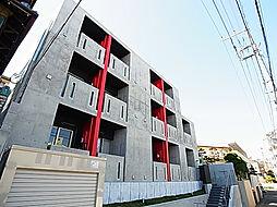 フォセット松戸・上本郷[103号室]の外観