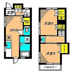 昭栄ハウス[1階]の間取り