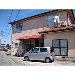 右田アパート K[202号室]の外観