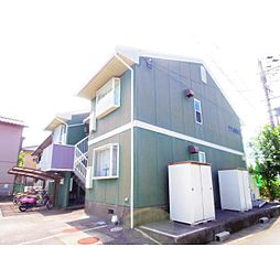 静岡県静岡市清水区駒越東町の賃貸アパートの外観