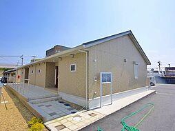 奈良県大和郡山市番匠田中町の賃貸アパートの外観