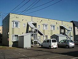 いずみハイツ北野B棟[1階]の外観