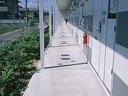 レオパレスイーグル[1階]の外観