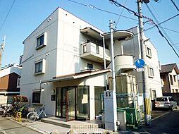 大阪府池田市室町の賃貸アパートの外観