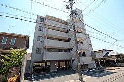 愛知県名古屋市中川区南脇町2丁目の賃貸マンションの外観