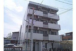 エレガンス東寺[101号室]の外観