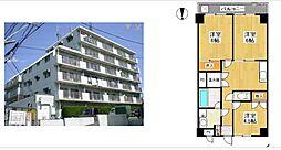 ロイアルハイツ戸塚[6階]の間取り
