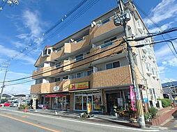 大阪府富田林市甲田2丁目の賃貸マンションの外観