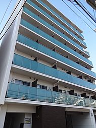 パークフラッツ横濱平沼橋[501号室]の外観