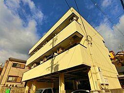 アンソレイユ[3階]の外観
