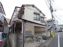 第2田中荘[201号室]の外観
