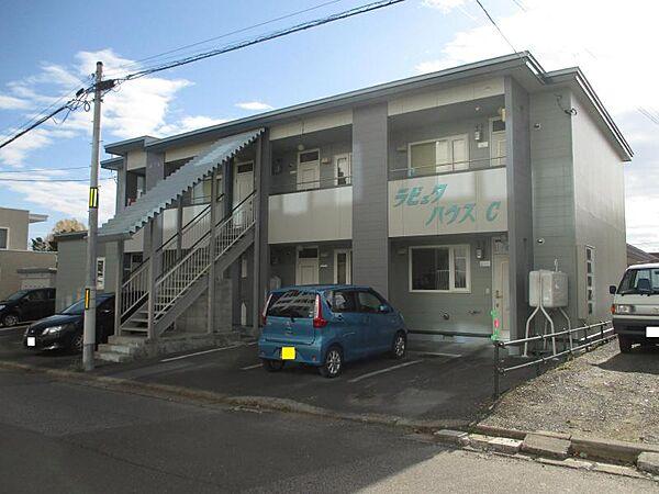 ラピュタハウスC 1階の賃貸【北海道 / 北見市】
