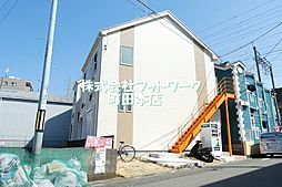 ノクターン橋本[2階]の外観
