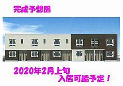 イリーデ成田[2階]の外観
