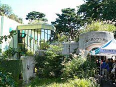 三鷹の森 ジブリ美術館まで733m