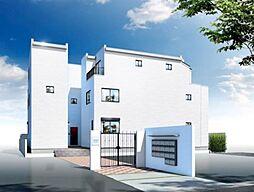 新築 ミハス東新宿[204号室号室]の外観
