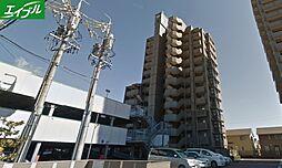 LM富洲原ニューシティ参番館[5階]の外観