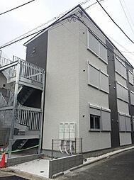 レジデンスパーク川崎[105号室]の外観