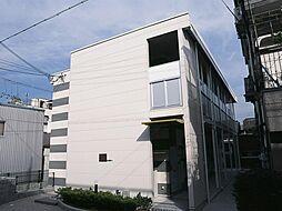 レオパレスアーク[101号室号室]の外観