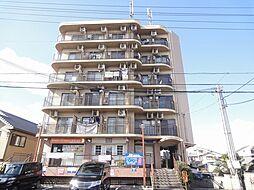 ハートフル藤井寺[6階]の外観