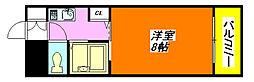 アベニューリップル長田・パートI 906号室[9階]の間取り