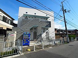 大阪府堺市東区菩提町4丁の賃貸アパートの外観