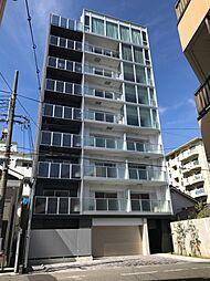 ジリオ大阪城南[3階]の外観