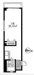 リバーヒル弘明寺[1階]の間取り