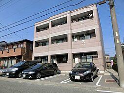 愛知県清須市西市場4丁目の賃貸マンションの外観
