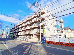 東京都西東京市谷戸町1丁目の賃貸マンションの外観