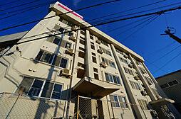 兵庫県伊丹市高台4丁目の賃貸マンションの外観