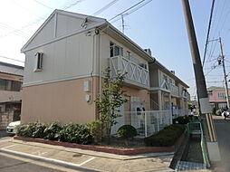 ホームタウン茨木A棟[2階]の外観