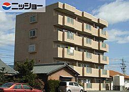 エクセランス川松[4階]の外観