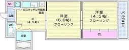 東照宮駅 5.4万円